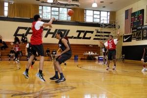 St. Anthony's JV vs. Dickinson Game 6/14/13