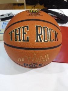 Hamilton Park Game Ball
