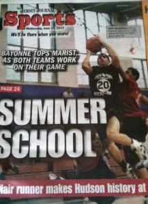Hamilton Park Summer League: Jersey Journal 6/19/13